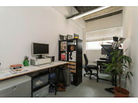 Creative work spaces / artist studios in Hackney Wick
