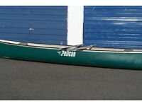 canadian-canoe-16ft-Pelican-3-seat-cool-box-middle-seat