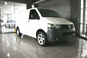 2010 Volkswagen Transporter T5 MY10 103 TDI SWB Low White 6 Speed Manual Van Thornleigh Hornsby Area Preview