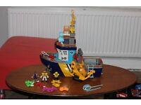 Fisher-Price imaginext Ocean Boat