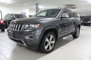 2015 Jeep Grand Cherokee LIMITED 44 *CUIR/TOIT/NAV*