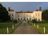 Chef de Partie-full time and Assistant Chef-Part time @ Hintlesham Hall Hotel
