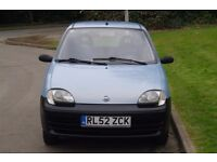 Fiat Seicento Left Hand Drive (LHD) For Sale