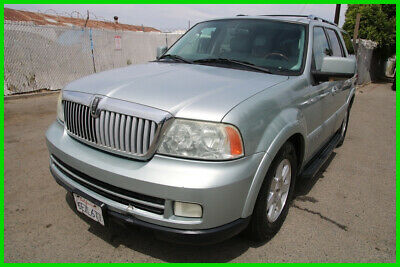 2005 Lincoln Navigator Luxury (C) 2005 Lincoln Navigator 4WD Automatic 8 Cylinder NO RESERVE