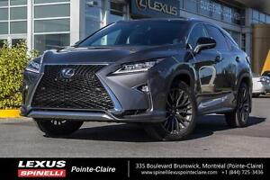 2016 Lexus RX 350 F-SPORT SERIE-3 DEMO SPECIAL EVENT