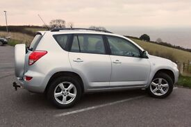 Toyota Rav4 2.2D-4D, XT4 Four wheel drive, full leather interior