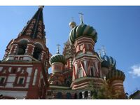 Russian language tuition