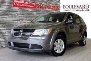 2012 Dodge Journey SE***UN DES PLUS BAS KILO AU QUÉ BEC+GARANTIE