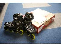 Selling my Fila roller skates