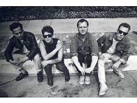 X2 Balcony Tickets - The Pixies, 02 Academy Birmingham, Thursday 8th December 2016