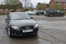 Audi A4 Avant 2.0TDI Quattro S-Line Special Edition 2007