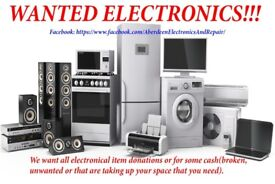 Wanted Electronics!!!