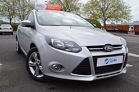 2013 (63) Ford Focus 1.6 TDCi Zetec ECOnetic | Yes Cars 4 u - Portsmouth