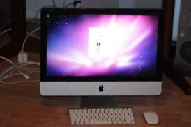 Apple I mac i5 ,2.5 gHz,8 gb Ram, Yosemite 10.11