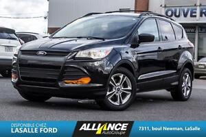 2014 Ford ESCAPE S CAMERA-BLUETOOTH- ACCIDENT FREE! ONE OWNER!