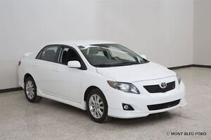2010 Toyota Corolla S  *FINANCING AVALAIBLE WITH $0 DOWN !!!!!!