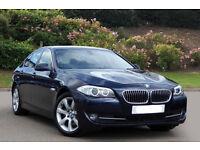 2010 10 BMW 5 SERIES 2.0 520D SE 4d AUTO 181 BHP *PART EX WELCOME*24 HOUR INSURANCE*WARRANTY*