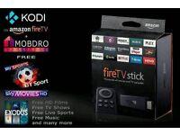 AMAZON FIRE TV STICK KODI + MODBRO