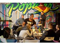 UP & COMING BAND LOOKING 4 A DRUMMER GREAT SONGS WITH CHART POTENTIAL SOULFUL/ROCK/POP/REGGAE