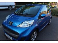 Peugeot 107 Verve ONLY 65,000 Miles +MOT JUNE 2018!+