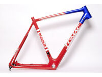 Tomac Mesa Verde Carbon Fibre Cyclocross Frame & Forks - 54cm