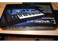 Novation MiniNova Sythesizer