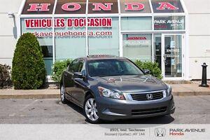 2010 Honda Accord EX-L*Cuir*Sièges électriques*Toit ouvrant