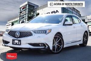 2018 Acura TLX 3.5L SH-AWD w/Elite Pkg Replacement Value Over $5