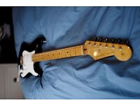 Fender Stratocaster '62 Vintage Reissue Hot Rod with Eric Clapton signature maple neck