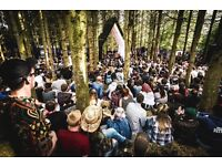 2,000 Trees Weekend Ticket £50