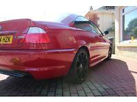 Bmw 318ci M Sport Imola Red
