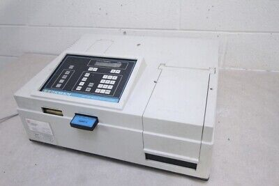 Beckman Du-40 Spectrophotometer With Soft Pac Module Quant Ii