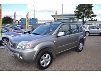 2006 Nissan X-Trail 2.2 dCi SE 5dr 1 Owner with private Plate