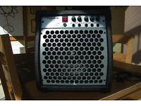 30 watt combo amp. Torque T303 MT. 3 inputs for Keys / Guitar / Voice