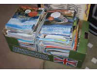caravan club magazines 2004 to 2017 vgc