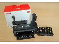 Genuine Canon BG-E7 Battery Grip