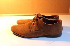 Debenhams Rusty Brown Smart Casual Men's Shoes