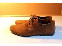 Debenhams Rusty Brown Smart Casual Men's Shoes