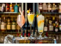 Cocktail Waiter / Waitress / Hostess - New Street Grill - Liverpool St.- £9 ph - Trendy Cocktail Bar
