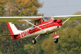 1/20 Share in Cessna F150K G-AYGC, based City Airport Manchester
