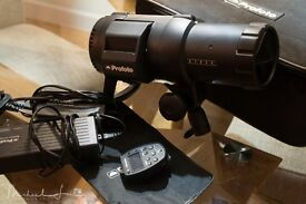 """Profoto B1 in """"As New"""" condition +Nikon Air Remore +Fast & Normal chargers"""