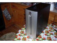 Gaming PC, HP Envy, 16GB RAM, NVIDIA GTX 760, 1TB, 3.4GHz 4th gen Core i3-4130, Windows 10, HDMI