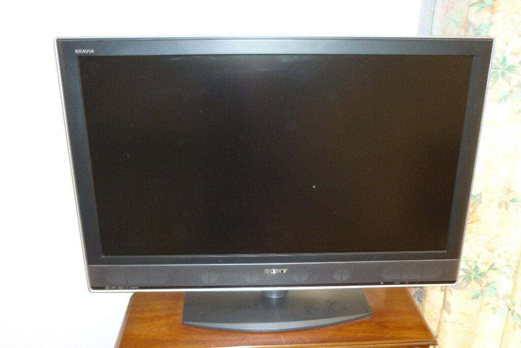 Sony Lcd Digital Colour 40tv Model Kdl 40w 2000 In Wells