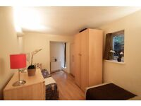 COSY TWIN ROOM TO RENT IN ARCHWAY AREA GREAT LOCATION CLOSE TO THE TUBE STATION. 76A-3