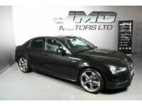 LATE 2012 AUDI A4 2.0 TDI S LINE BLACK EDITION STYLE 141 BHP (FINANCE AND WARRANTY)