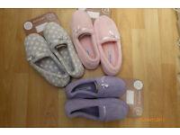 Avenue ladies slippers