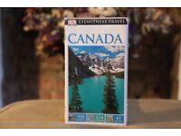 Eyewitness Travel Canada book