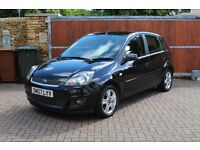 Ford Fiesta 1.25 Zetec Climate 5dr