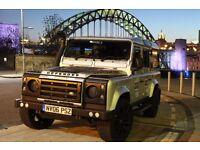 Land Rover Defender 110 Td5 XS 2.5 Diesel
