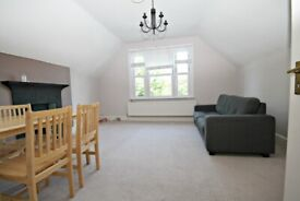 TWO DOUBLE BEDROOM FLAT WITH ROOF TERRACE - CENTRAL LOCATION - CALL ANTHONY NOW ON 02084594555